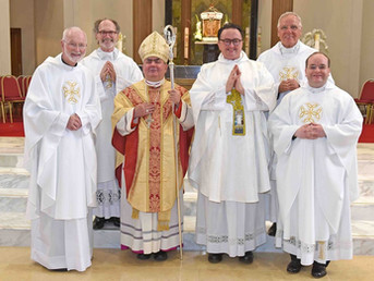 Ordination of Father Charles Coyle