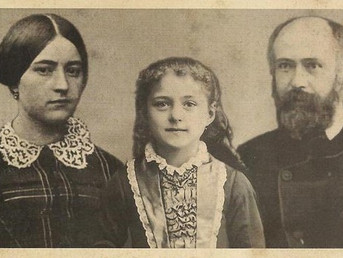 Homily on the life of St Therese