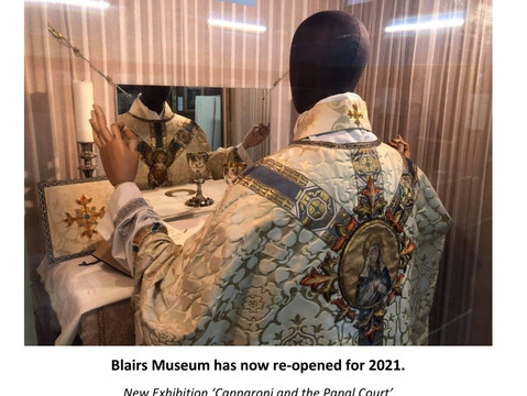 Reopening of Blairs Museum