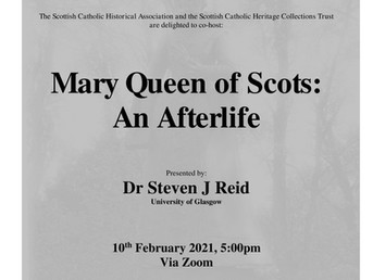 Mary Queen of Scots: An Afterlife