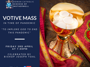 Votive Mass in Time of Pandemic