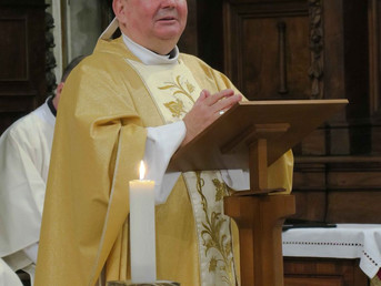 Easter Message from Bishop Toal