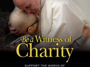 Support the Peter's Pence collection