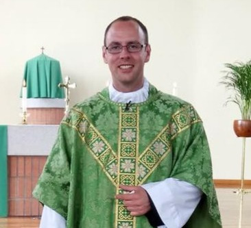 Goodbye and Thank you to Fr Sean