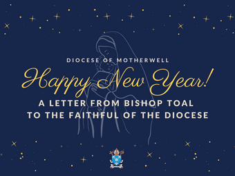 New Year Letter from Bishop Toal