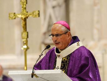 Funeral Arrangements for Archbishop Philip Tartaglia