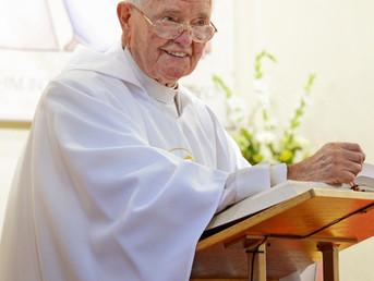 Happy Birthday Monsignor Docherty