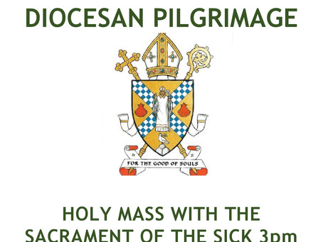 Diocese of Paisley Pilgrimage