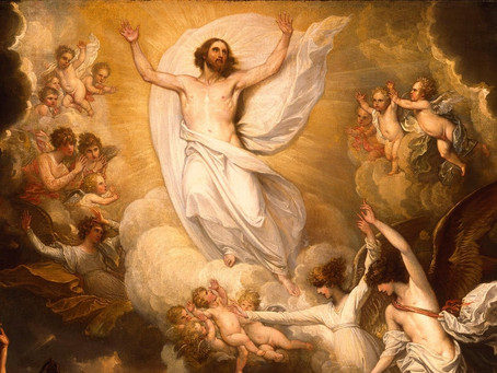 Solemnity of the Ascension