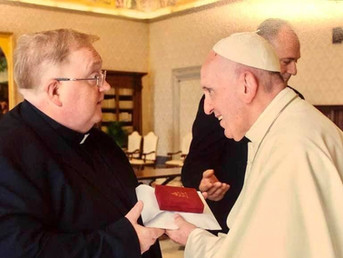 Mgr Bradley appointed Administrator of Glasgow Archdiocese