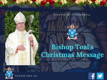 Bishop Toal's Christmas Message