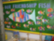 Our Friendship Fish, St Hilary's, East Kilbride