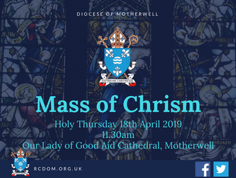 The Chrism Mass 2019