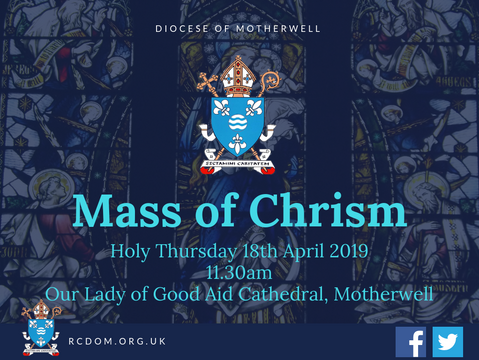The Chrism Mass 2019