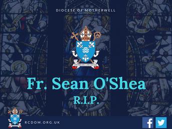 Fr Sean O'Shea RIP