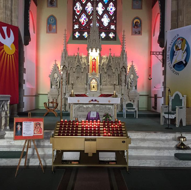 Red Wednesday for Aid to the Church in Need