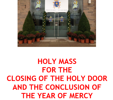Closing of the Holy Door