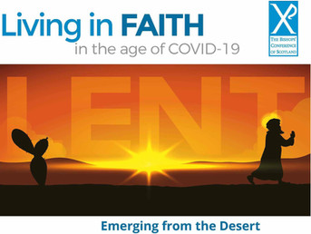 'Living in Faith in the age of COVID-19' Newsletter from the Bishops' Conference