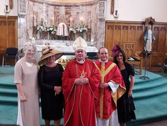 Ordination - Father Bernard Mournian