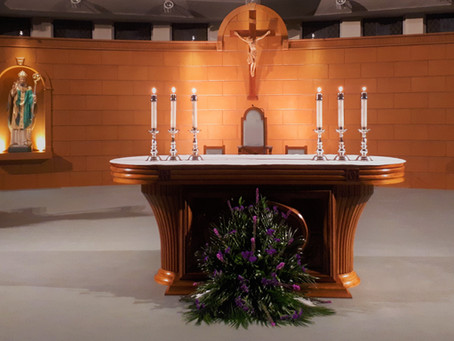 Lenten Masses & Liturgies