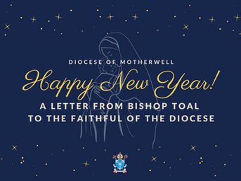 New Year Message from Bishop Toal