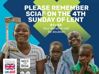 SCIAF Sunday Appeal