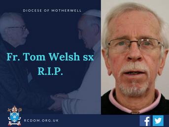 Fr Tom Welsh sx RIP