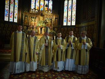 Diaconate Ordinations