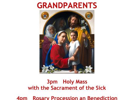 Grandparents Pilgrimage