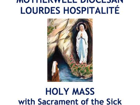 Motherwell Diocesan Lourdes Hospitalite