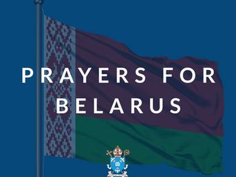 Prayers for Belarus
