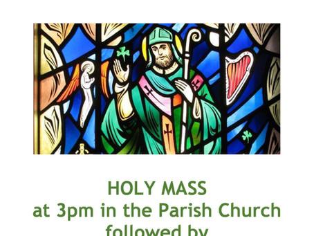 Annual Irish Pilgrimage