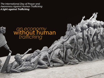 International Day of Prayer and Awareness against human trafficking