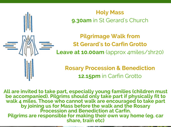 Pilgrimage Walk to Carfin Grotto