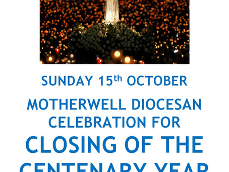 Motherwell Diocesan Procession