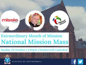 National Mission Sunday Mass