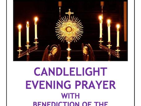 Season of Advent - Evening Prayer