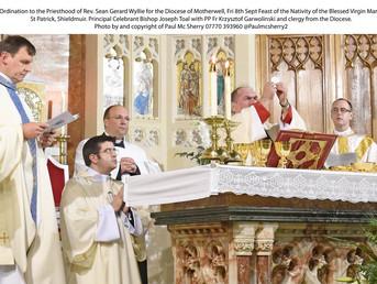 Ordination - Father Seán G. Wyllie