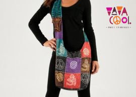 SAC PEACE PATCHWORK