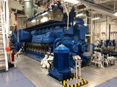 Ramanda's main engine