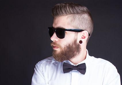 modische Hipster