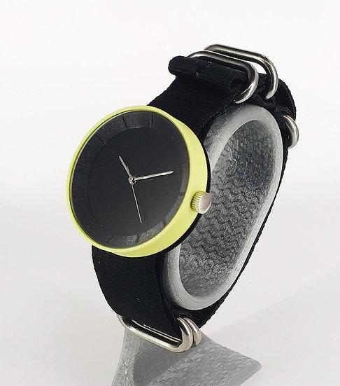 ViselDesign Watch Black&Pistachio