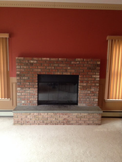 Werner Columbia fp replacement and brick facing