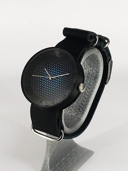 ViselDesign Watch Black&Blue&Tri watch