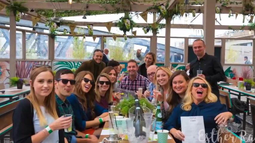 Bacardi Summer Staff Party