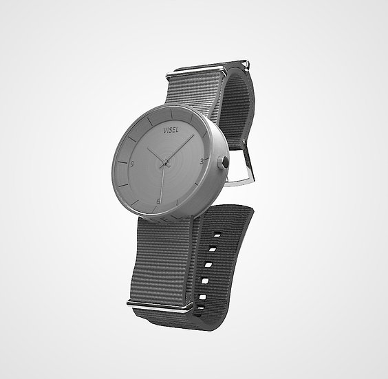 Custom Visel Design Watch