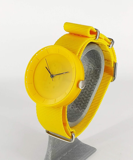 ViselDesign Watch Yellow