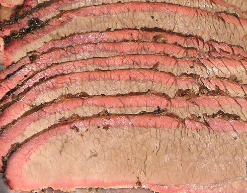 14 Hour Smoked & Sliced Brisket