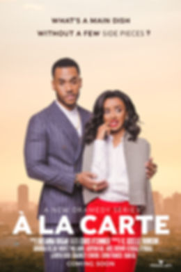 A La Carte Official Poster