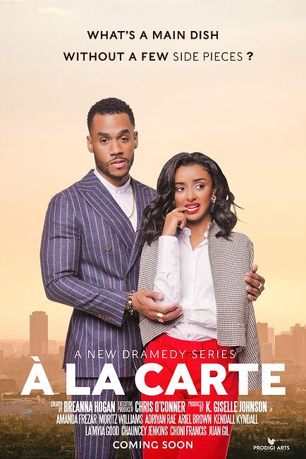 A La Carte Official Poster